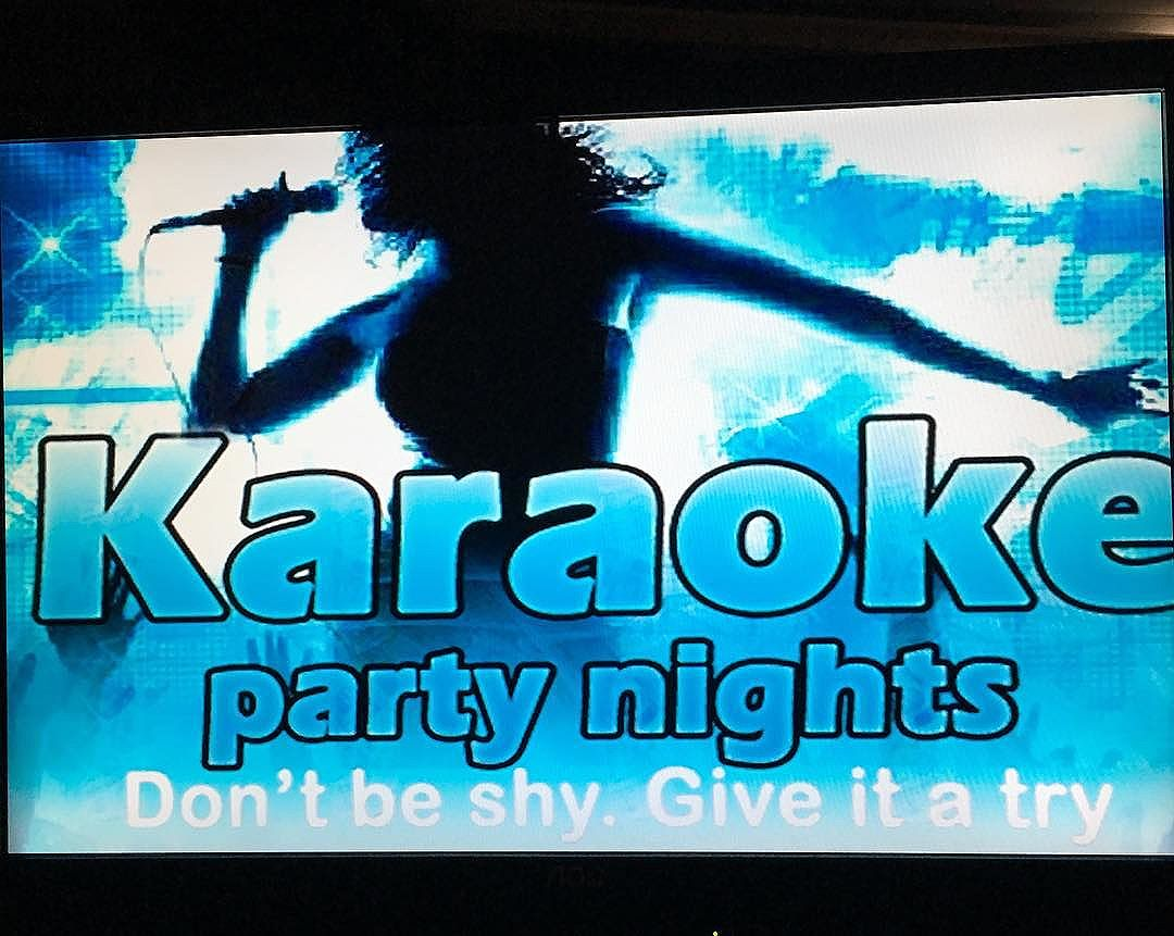 Karaoke Monday is On Right Now! Let's have some fun TONIGHT with Karaoke Jim!!