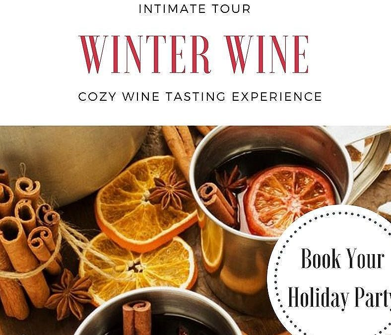 If you're looking for a unique day for your company outing, family get together, or just a relaxing day with friends! Dates fill up quick, so let's start planning☃ #Hudsonvalley #Hudsonvalleybucketlist #wine #holidayparty