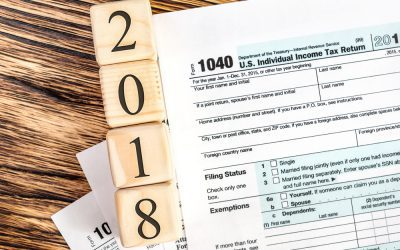 IRS Announces 2018 Annual Inflation Adjustments