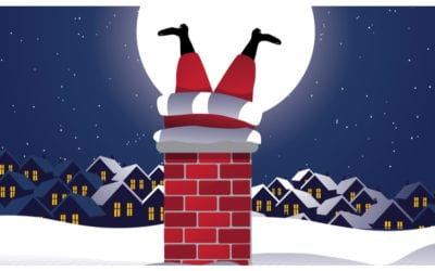 HOME BUYING TIP: Make sure Santa can fit in you chimney! Merry Christmas from: MABA